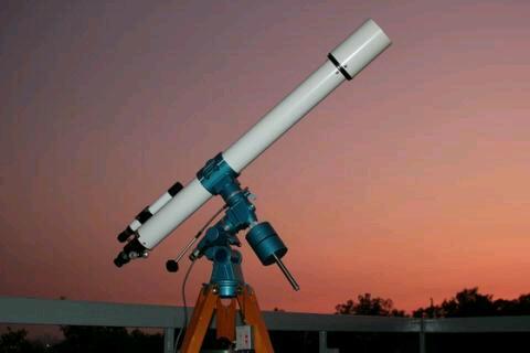天体望遠鏡〜