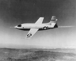 実験機X-1〜