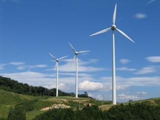 風力発電所〜