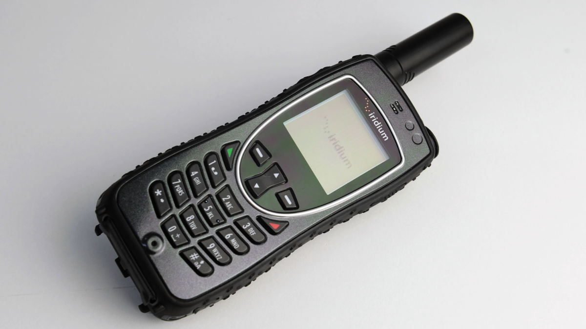 衛星電話〜