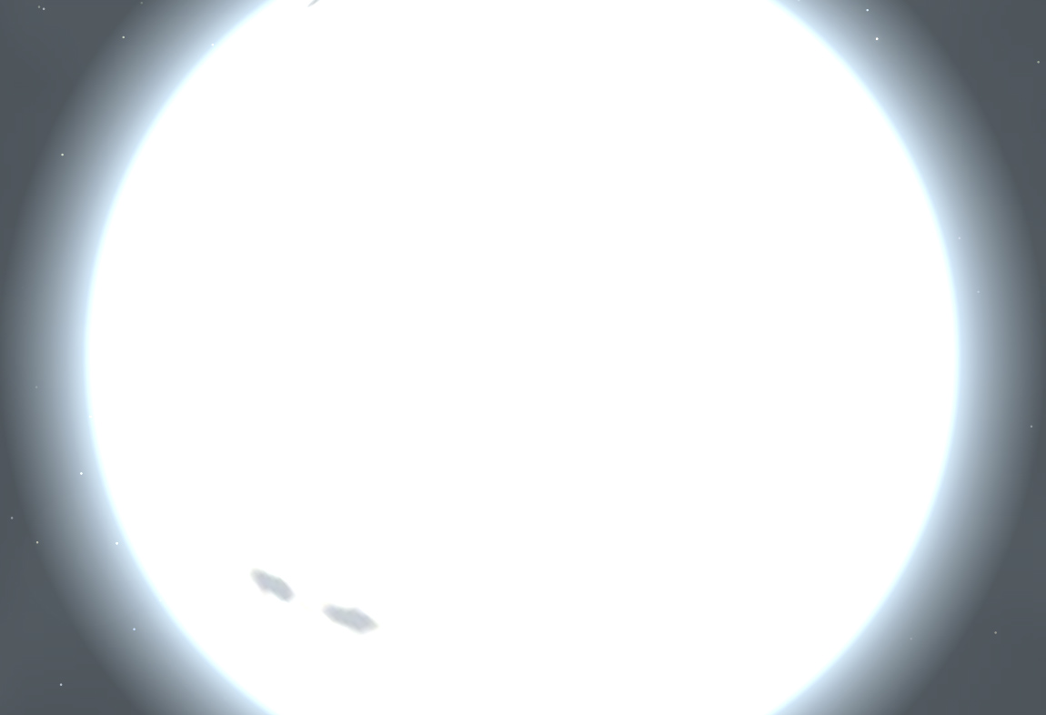 青色超巨星〜